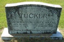 Roxie Alice <i>Majors</i> Tucker