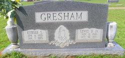 Lewis David Gresham, Jr