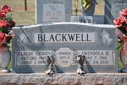Gwendola Delora <i>Wade</i> Blackwell