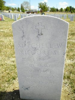 Mitchell W. Kilgore, Sr