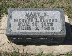 Mary Stuart <i>Campbell</i> Blount