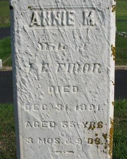 Anna Maria <i>Main</i> Firor