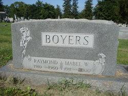 Mabel Wampler <i>Diehl</i> Boyers