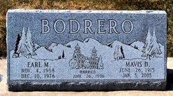 Earl Moses Bodrero