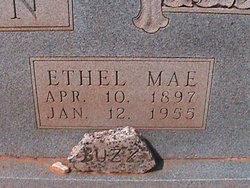 Ethel May <i>Westmoreland</i> Dean