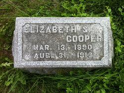 Elizabeth S. <i>Freeland</i> Cooper
