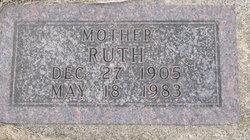 Ruth <i>Anderson</i> Hoven