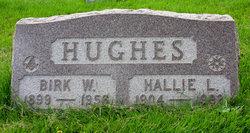 Birk W Hughes
