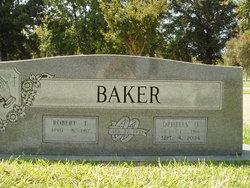 Ophelia <i>Derrick</i> Baker