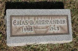 Charles Dickson Alexander