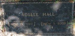 Adelle Hall