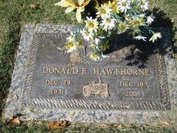 Donald E Hawthorne