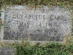 Guy Rufus Carr