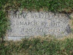 Irene <i>Weaver</i> Carr