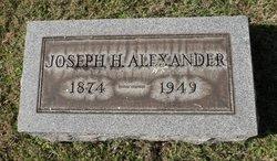 Joseph Hoops Joe Alexander