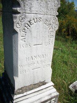 Alpheus Bates