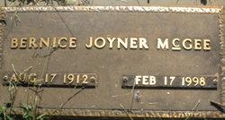 Bernice Joyner McGee