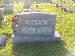 Rosetta <i>Mapes</i> Bowman