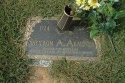 Sheilagh A. Abaunza