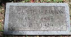 Elizabeth M. <i>Norman</i> Barton