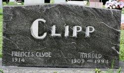 Frances <i>Clyde</i> Clipp
