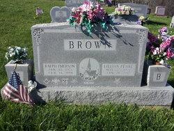 Lillian Pearl <i>Nelson</i> Brown