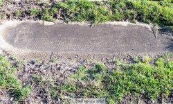 Adult Lane 1 West # 02 Burdett? Humphrey? Unknown