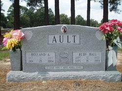 Ruby <i>Hall</i> Ault