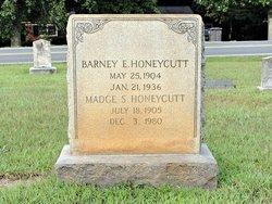 Madge Elizabeth <i>Sherrill</i> Honeycutt