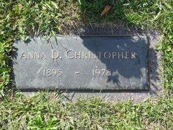Anna D Christopher