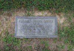 Russell Dixon Abbitt