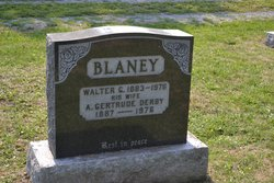 Walter G. Blaney