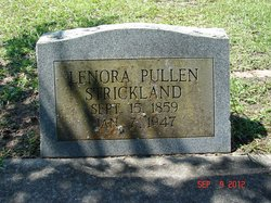 Lenora <i>Pullen</i> Strickland