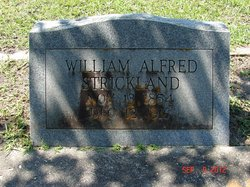 William Alfred Strickland