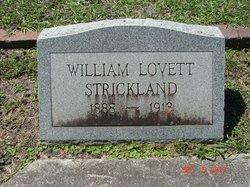William Lovett Strickland