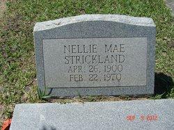 Nellie Mae Strickland