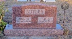 Adeline Burnett <i>Worden</i> Butler