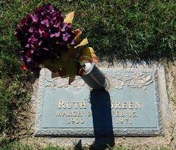 Nannie Ruth <i>Holbert</i> Green