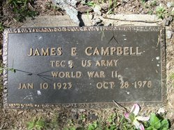 James Edward Campbell