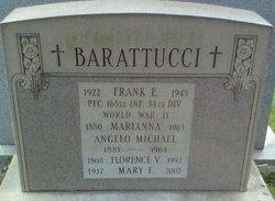 PFC Frank E. Barattucci