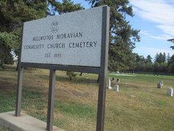 Bruderfeld Moravian Cemetery