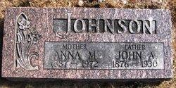Anna Marie <i>Norling</i> Johnson