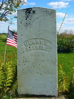 Pvt Henry F Allgire