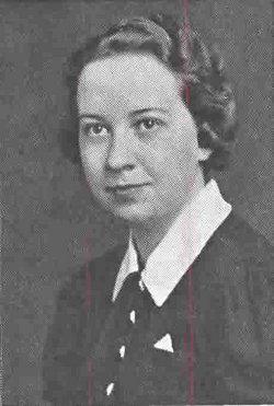 Patricia Josephine <i>Grubaugh</i> Booth