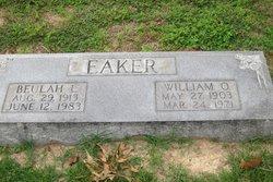 William Omer Eaker