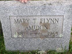 Mary T. <i>Flynn</i> Amidon