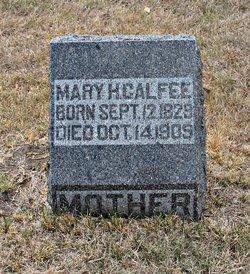 Mary Hopkins <i>Strong</i> Calfee