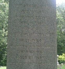 Lieut William Palmer Williamson