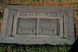 Archie Harold Benson