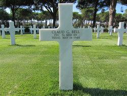 PFC Claud G Bell